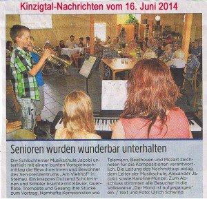 Vorspiel Seniorenzentrum Steinau 001